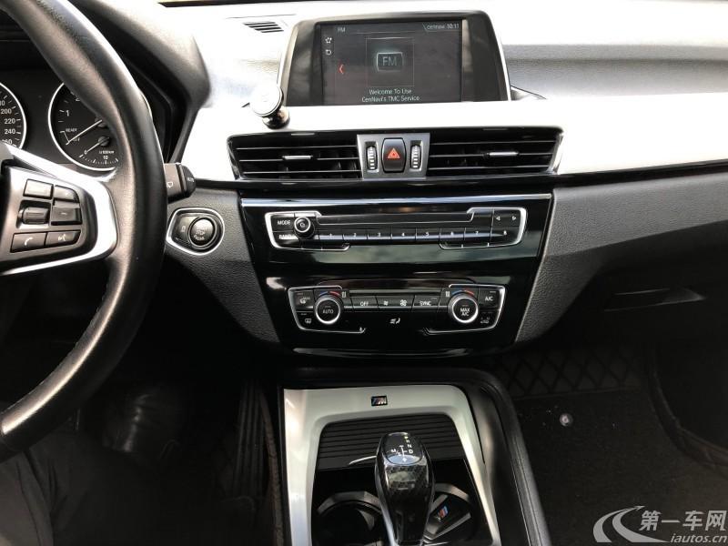 宝马X1 sDrive20Li 2018款 2.0T 自动 前驱 汽油 领先型 (国Ⅵ)