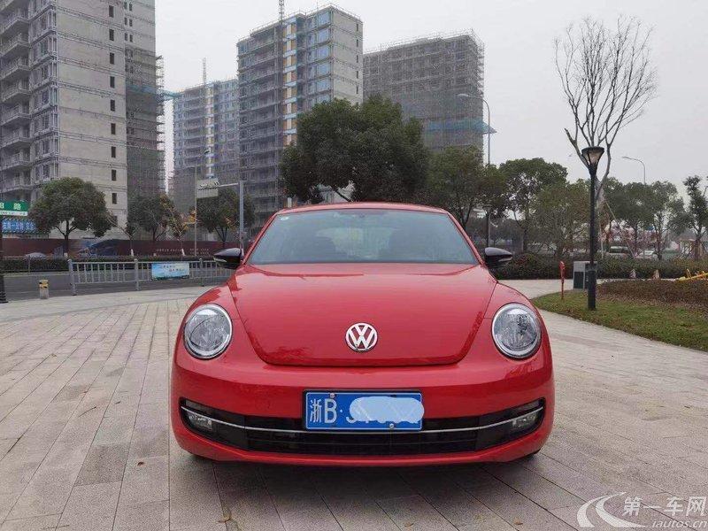 大众甲壳虫掀背 [进口] 2015款 1.2T 自动 汽油