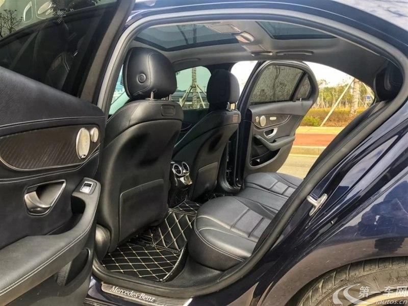 奔驰C级 C200L 2017款 2.0T 自动 改款 (国Ⅴ)