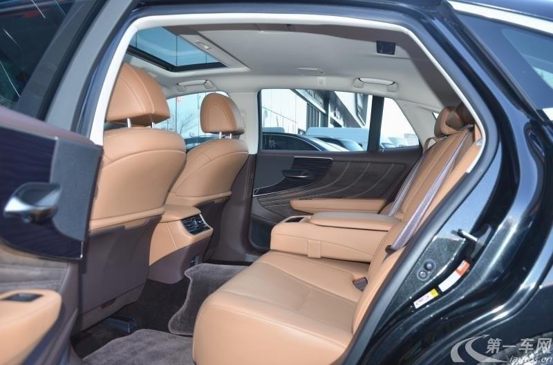 雷克萨斯LS 350 [进口] 2020款 3.5L 自动 卓越版 (国Ⅵ)