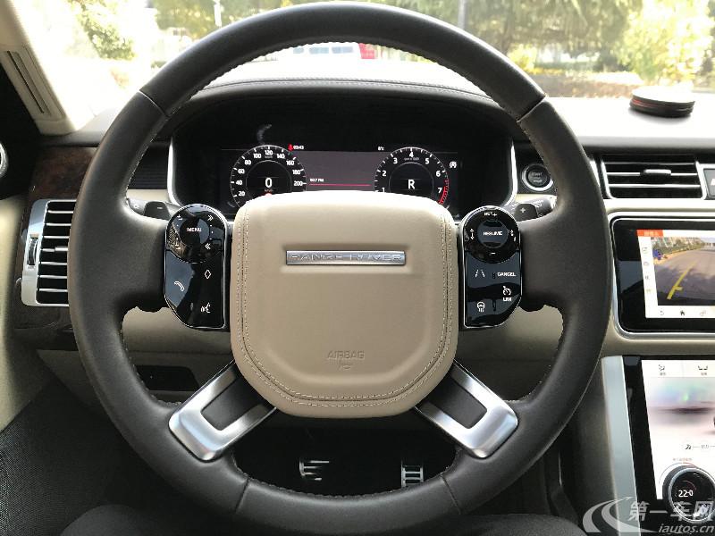 路虎揽胜 [进口] 2020款 3.0T 自动 四驱 L6传世加长版