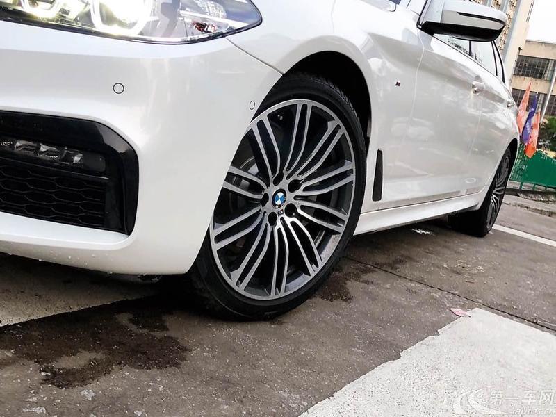 宝马5系 530Li 2019款 2.0T 自动 汽油 尊享型豪华套装 (国Ⅴ)
