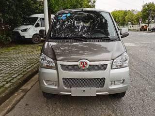 北京汽车威旺306 1.2L 手动 86马力厢式运输车