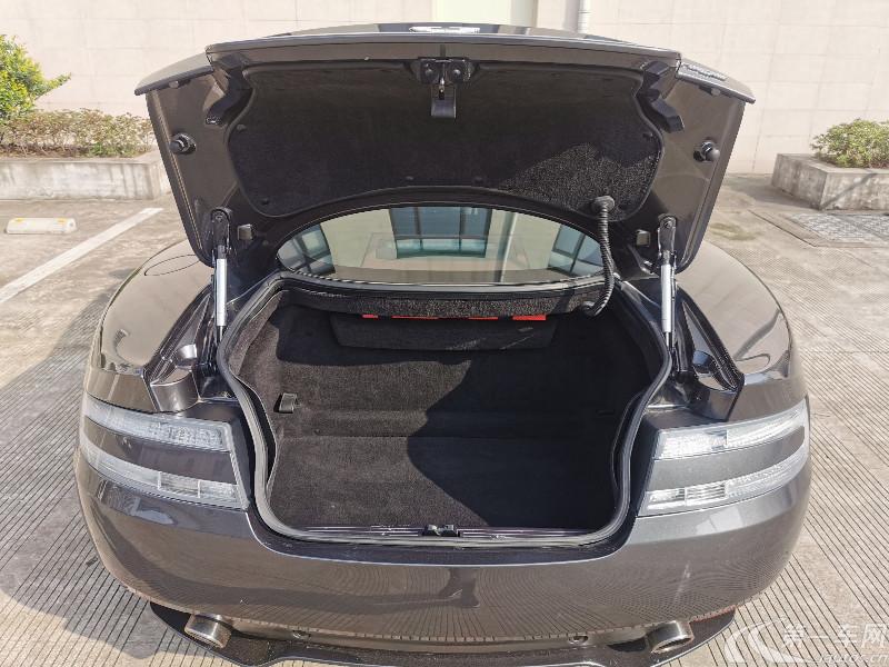 阿斯顿马丁Virage Coupe [进口] 2012款 6.0L 自动