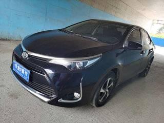 丰田雷凌 1.2T 自动 185T精英版改款
