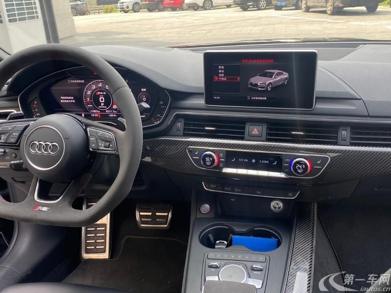 奥迪RS5 Coupe [进口] 2019款 2.9T 自动