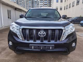 丰田普拉多 4000 4.0L 自动 TX-L底挂中东版平行进口