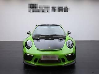 保时捷911 4.0L 自动 GT3-RS美规版平行进口