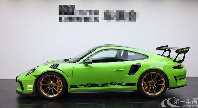 保时捷911 [进口] 2019款 4.0L 自动 GT3-RS美规版平行进口