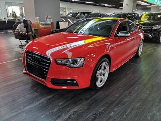 奥迪A5 Coupe 2.0T 自动