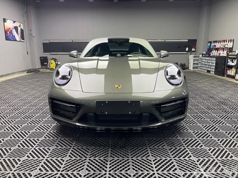 保时捷911敞篷 [进口] 2020款 3.0T 自动 Targa-4S