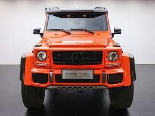 奔驰G级 G500 4.0T 自动 4×4²墨规版平行进口